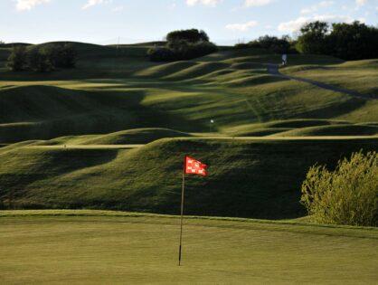 Zahrajte si podvečerní golf za 1350 Kč