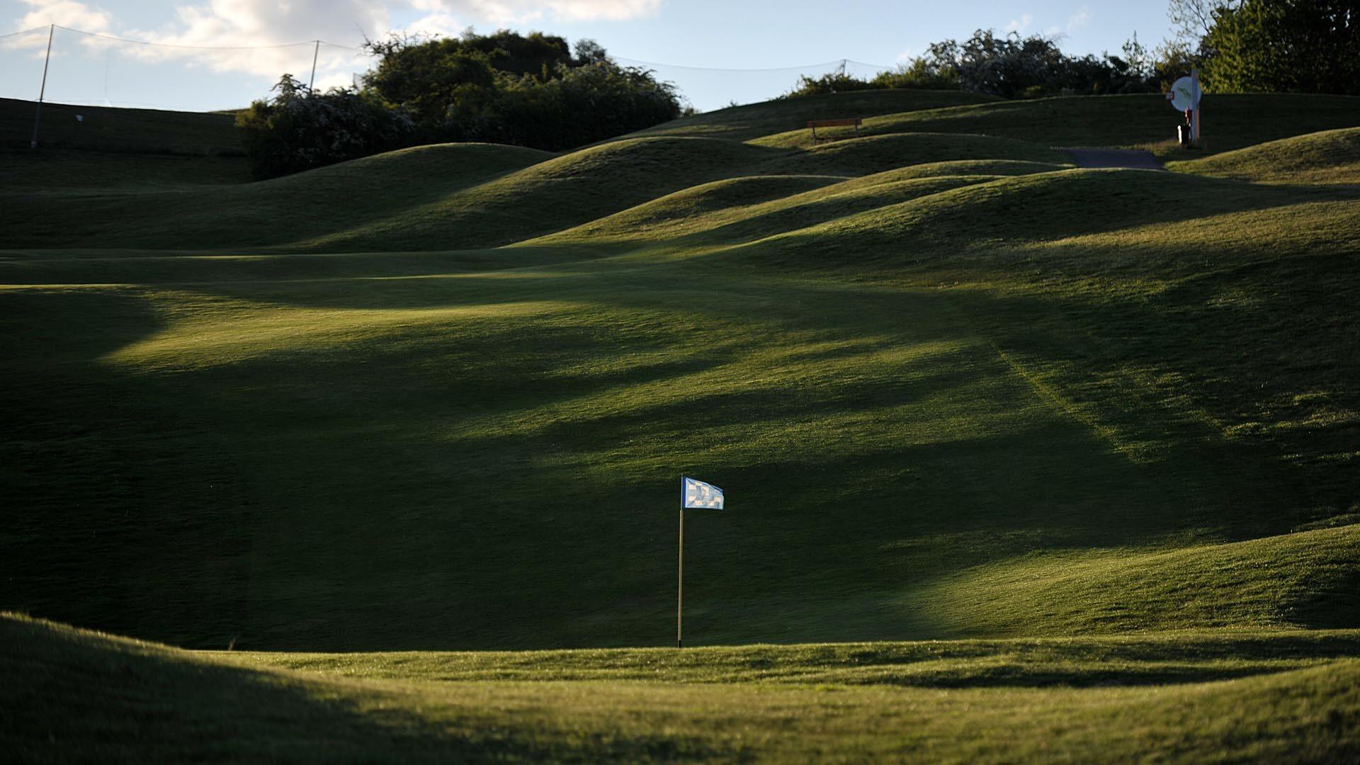 FOTOGALERIE: Nejhezčí golf je ten podvečerní