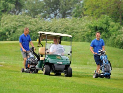 Červencový turnaj Golf channel Open 2021