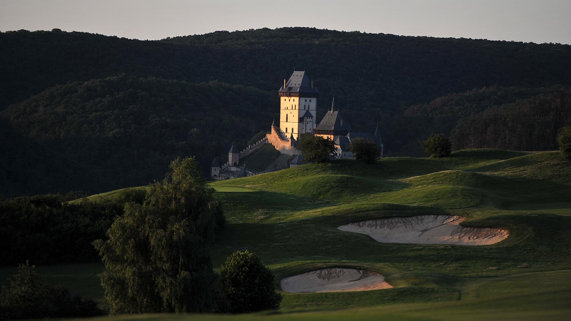 Golf Resort Karlštejn na ČT Sport