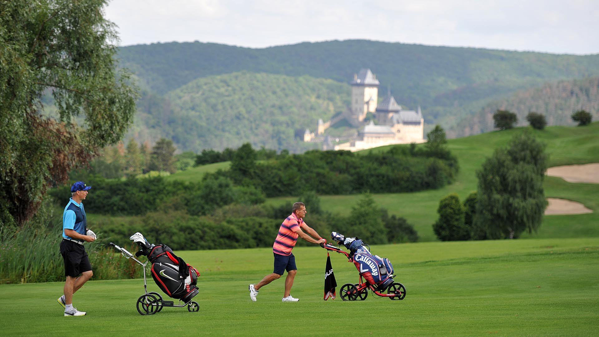 Fotogalerie z turnaje Golf Channel Open 6/2021