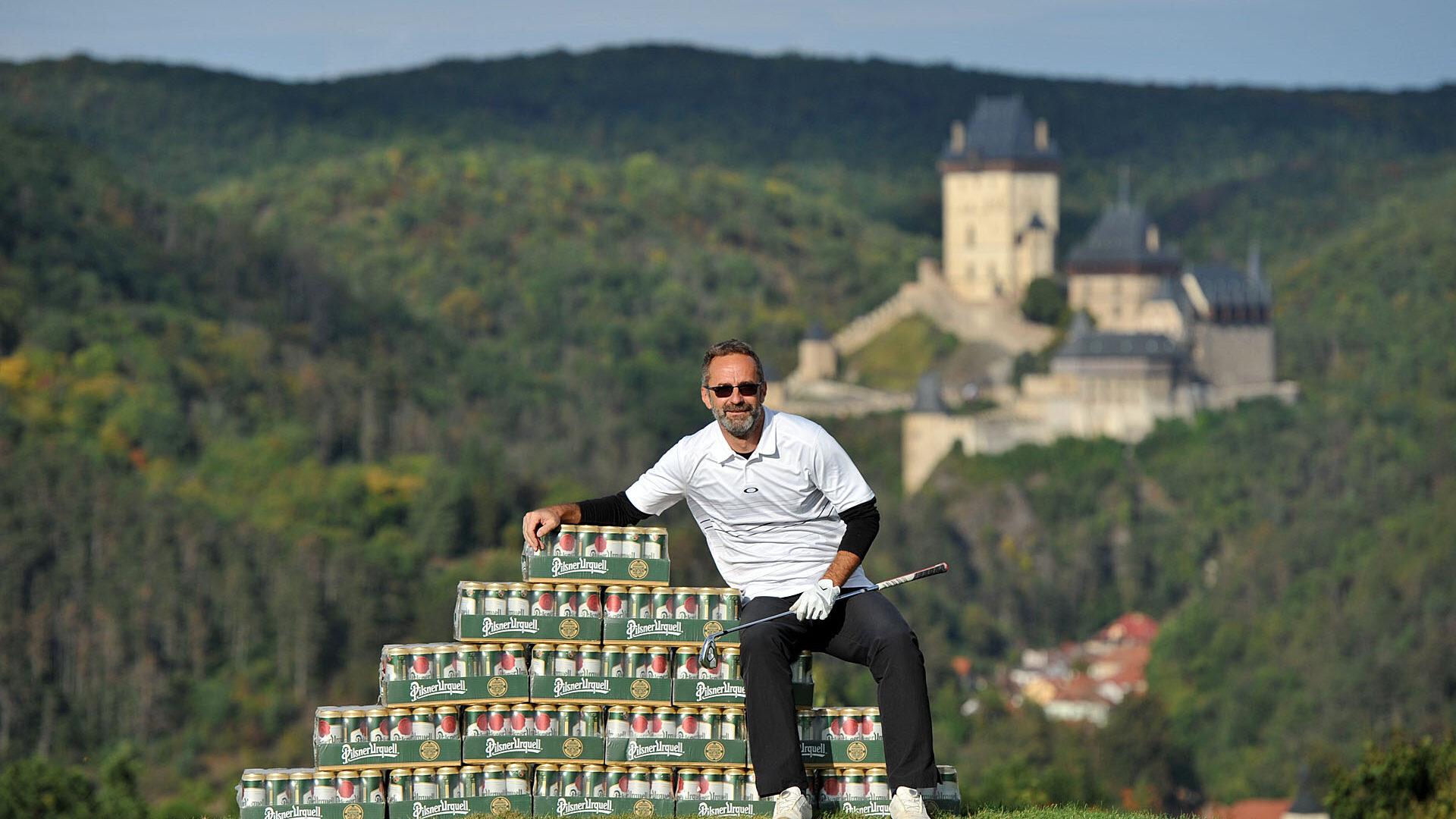 Pivo na rok zdarma pro Honzu Janotu